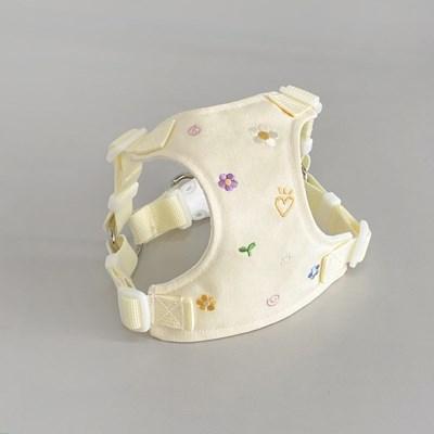 Daisy garden harness (ivory)