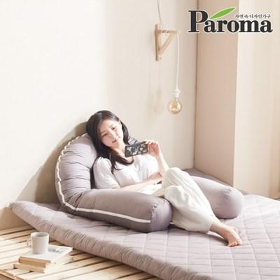 파로마 프렌즈 U자형 꿀잠쿠션 바디필로우+레그쿠션 포함