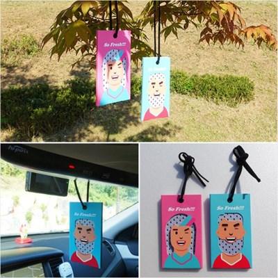 [오늘의맑음] 차량용 공기청정필터