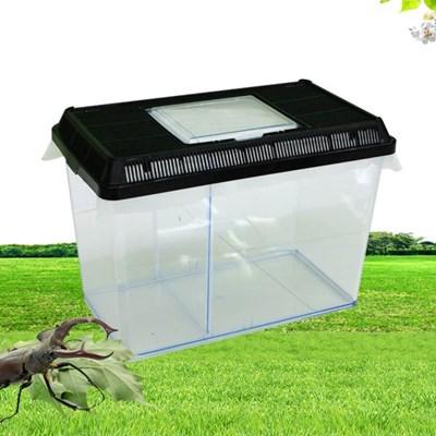 아이리스 곤충채집통 사육케이스 곤충상자 블랙 CHI-L_(1871924)