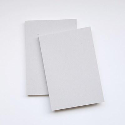 업사이클링 재생지 스크랩북 A5 미니 무선 노트