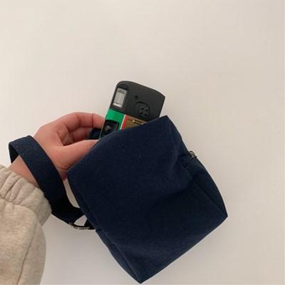 스트랩 파우치-캔버스(strap pouch-canvas)
