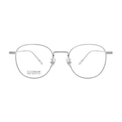 Le-01 SILVER 베타티타늄 안경