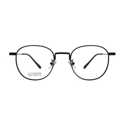 Le-01 BLACK 베타티타늄 안경