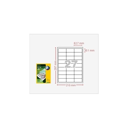 (AnyLabel) 바코드라벨 V3350 100매