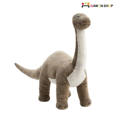 JATTELIK 브론토사우르스 공룡인형 (대/90cm)/애착인형