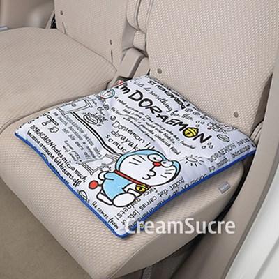 도라에몽 차량용 방석 (아임도라에몽)