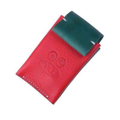 Seromi wallet - red