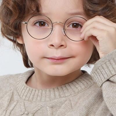 라뷰옵틱 어린이 블루라이트 차단 안경 (메탈 안경테)