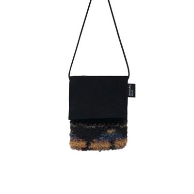 fogni mini cross bag_deep brown