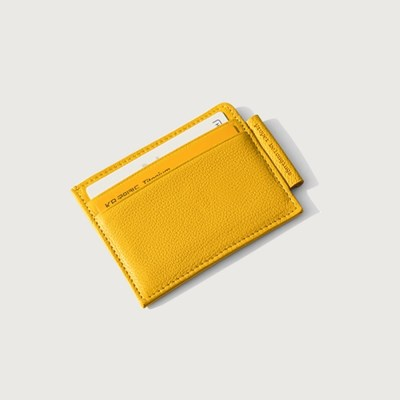 [텐바이텐 단독] Flat card holder in Mimosa