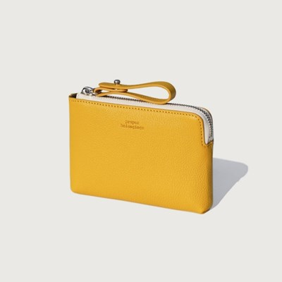 [텐바이텐 단독] Proper zipper wallet in Mimosa