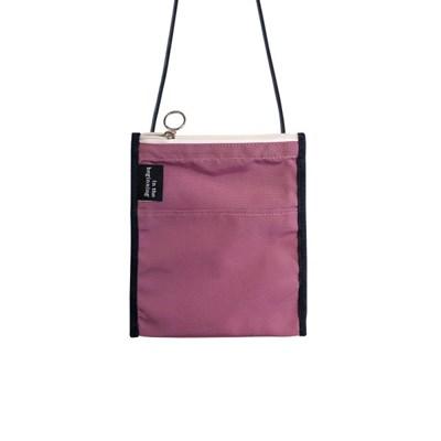MHLL mini cross_pink