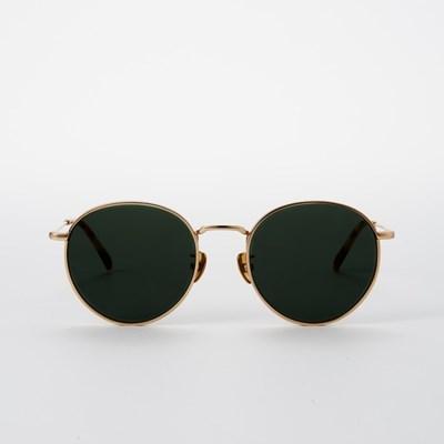 OH SPR _ Mattgold / Green