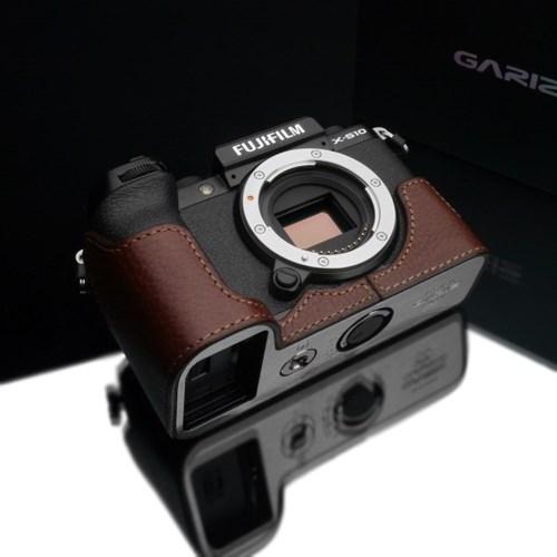 소니 Fujifilm X-S10용 가죽케이스 XS-CHXS10BR