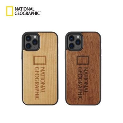 내셔널지오그래픽 아이폰12 프로 외 네이처 우드케이스