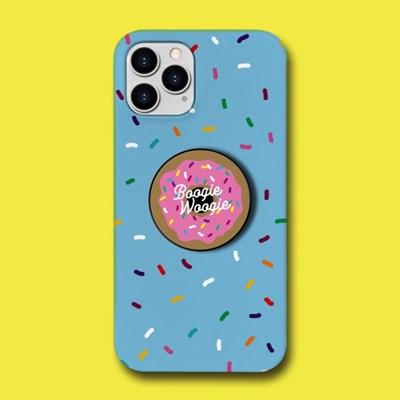슬림하드 케이스 스마트톡 세트 - 도넛 스카이(Donut SK)