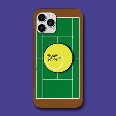 슬림하드 케이스 스마트톡 세트 - 테니스 그린(Tennis GR)
