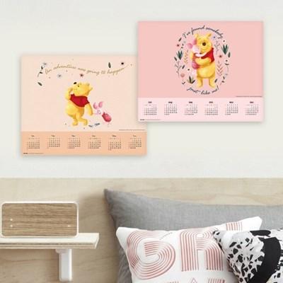 에어월 향균 탈취 푸 디즈니 캘린더 포스터 원룸 인테리어 공기정화