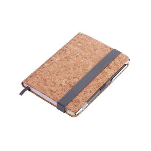 [TROIKA] SLIMPAD A6 CORK 노트&펜 (NPP28/CK)