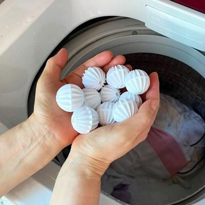 두드리볼 10개세트 세탁볼 엉킴 구김 방지