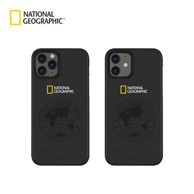 내셔널지오그래픽 아이폰12/12 Pro 외 글로벌 씰 슬림핏 케이스