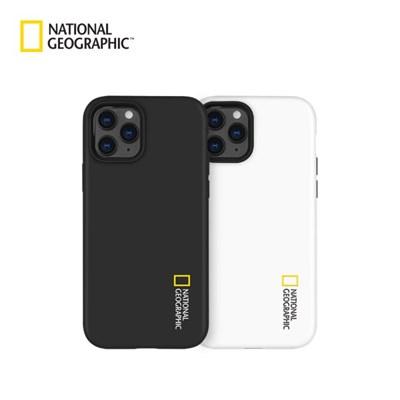 내셔널지오그래픽 아이폰12 프로 외 브랜드 스몰로고 하드쉘 케이스