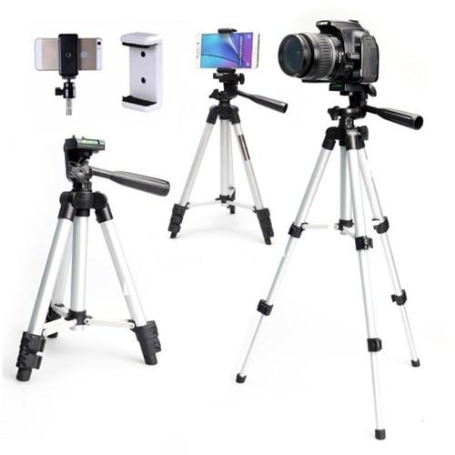 OMT 3단 높이조절 접이식 휴대용 휴대폰 카메라 삼각대