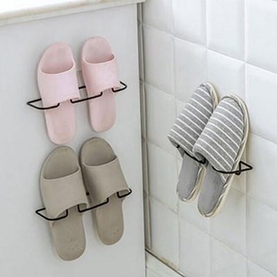 FT 화장실 실내화걸이 블랙