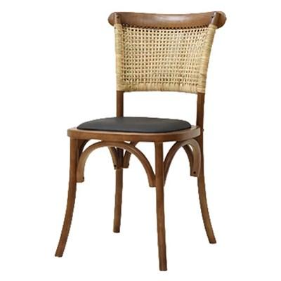 소이 라탄 의자[SH003112]