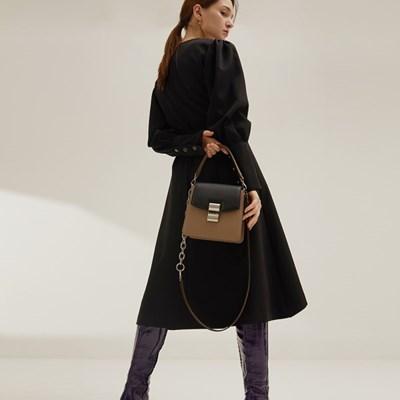 [Anny bag] 애니백 플랩 1+1_Beige