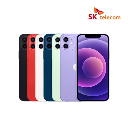 [SKT][공시지원/완납] iPHONE_12_mini_64G / 5GX프라임