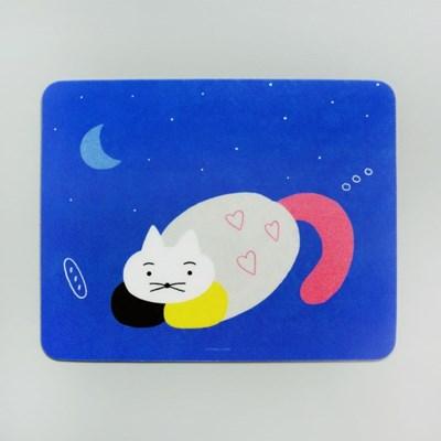 마우스패드_핑크캣 Pink cat