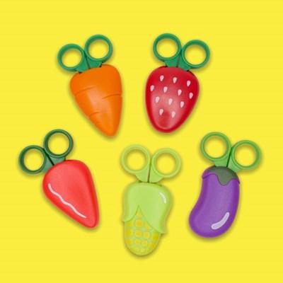[맙소사잡화점] 과일 야채 가위 자석