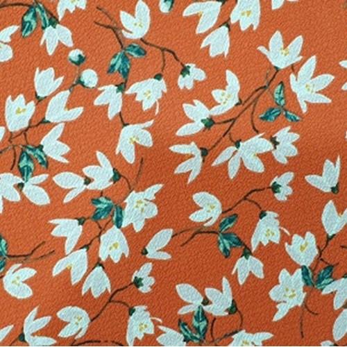 [만옥]봄꽃 가리개 커텐 m 유니크 빈티지 패턴 식탁보 레트로 커튼