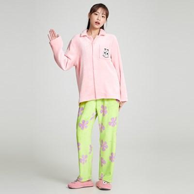(스폰지밥) 돌아온 스폰지밥 수면 잠옷(PINK)_SPPPB11U1