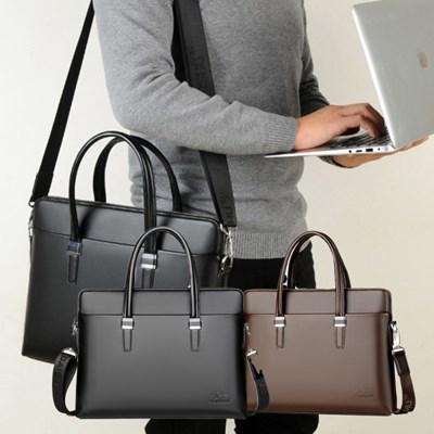 직장인 남자 서류 가방 정장 비즈니스 가방