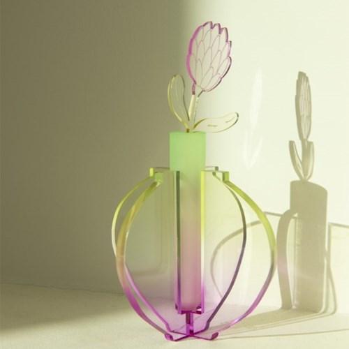 [studio riposo] 아크릴 화병 mini vase