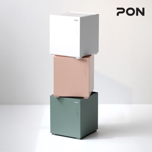 [PON] 자연기화식 항균 가습기 5L  3color 택1