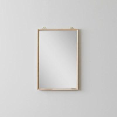 [편백] B형 벽거울 600_(1666360)