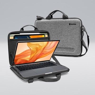 [Smart A25] 더블프로텍션 맥북 노트북 하드 케이스 숄더백