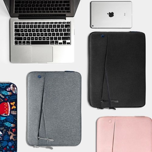 [Classic A18] 데일리 슬림 맥북 노트북 파우치