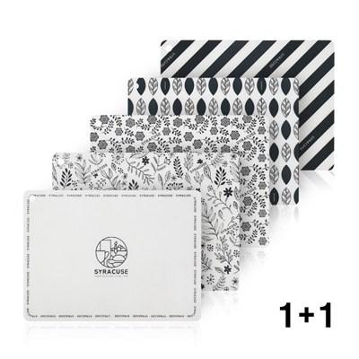 시라쿠스 인덕션 보호매트, 식탁매트 사각(대) 35×26cm_(1427038)