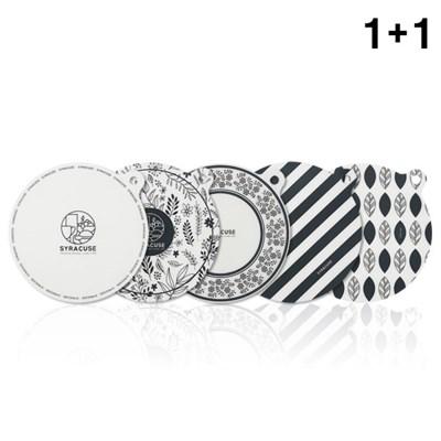 시라쿠스 인덕션 보호매트 원형(소) 20cm 1+1_(1427033)