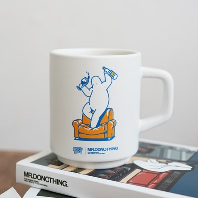 Mr.donothing mug