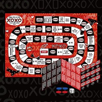 커플XOXO마블 주루마블 보드게임 쿠폰