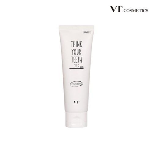 VT 치약 - 어린이용 딸기향 100g_(1593441)
