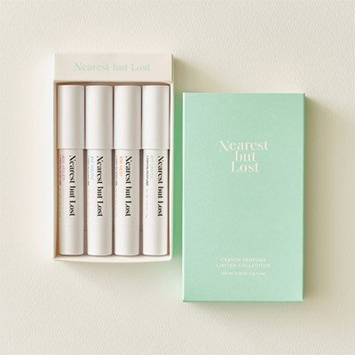 니어리스트 벗 로스트 크레용 퍼퓸 리미티드 컬렉션 2.7g x 4