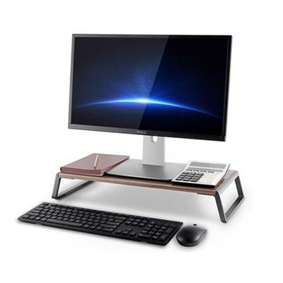 우든스틸 모니터받침대 프린터 노트북 소품정리 공간활용 다용도받침