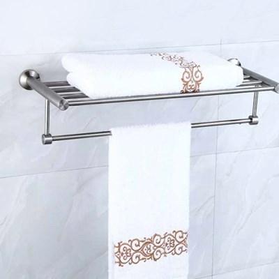 리빙플랜 욕실 수건선반/욕실선반 화장실 수건걸이